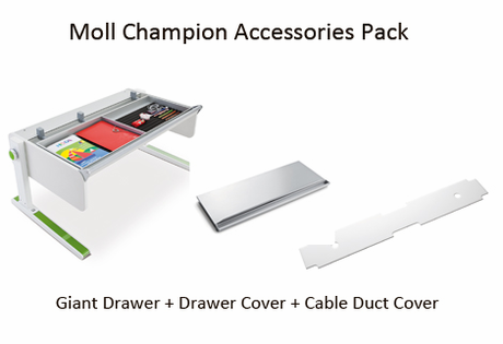Champion Desk Accessories Discount Bundle - Click to enlarge