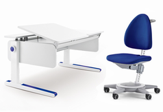Smart Start Moll Desk Combo Bundle
