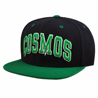 New York Cosmos Top of the World 2 Tac Snapback Cap-Navy
