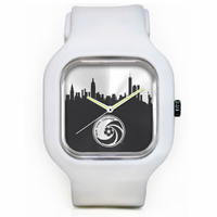 New York Cosmos All White Skyline Watch - White