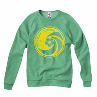 New York Cosmos Big Logo Crew - Green