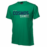 New York Cosmos Country Tee - Green