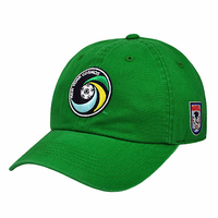 New York Cosmos Top of the World Crew Adjustable Hat-Green