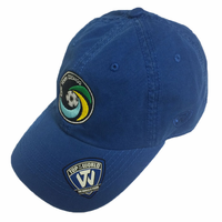New York Cosmos Crew Primary Slouch Hat - Royal