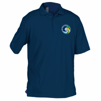 New York Cosmos Extra Lite Polo - Navy