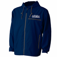New York Cosmos Full Zip Jacket - Navy