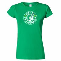 New York Cosmos Ladies St. Paddy's Day Tee<br><b><i>Preorder: Will Ship March 10, 2014</i></b>