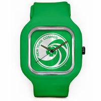 New York Cosmos Logo Watch - Green
