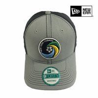 New York Cosmos New Era 9FORTY NASL Cap - Grey