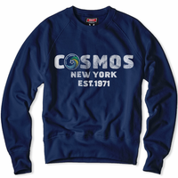 New York Cosmos Tailgate Crewneck Sweatshirt - Navy