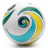 New York Cosmos Umbro Size 5 Blade Ball Trainer - White