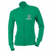 New York Cosmos Women's Full Zip - Green