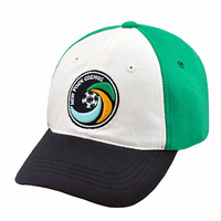 New York Cosmos Team Color Adjustable Top of the World Hat - Green