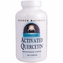 Activated Quercetin, 200 Capsules, Source Naturals