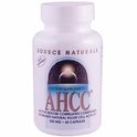 AHCC with Bioperine, 500 mg, 60 Capsules, Source Naturals