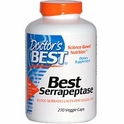 Best Serrapeptase, 270 Veggie Caps, Doctor's Best
