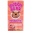 Buddy Bear Probiotic, Sun-Kissed Orange Flavor, 60 Chewable Bear Tablets, Renew Life
