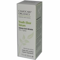 CamoCare Organics, Youth Elixir Serum, Intense Anti-Wrinkle, 1 fl oz (30 ml), Nature's Way