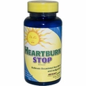 Heartburn Stop,  Raspberry Flavor, 30 Chewable Tablets, Renew Life