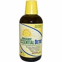 Organic Essential Detox, 16.2 fl oz (480 ml), Renew Life