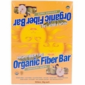 Organic Fiber Bar, Awesome Apple, 18 Bars, 1.76 oz (50 g) Each, Renew Life