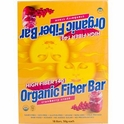Organic Fiber Bar, Cranberry Craze, 18 Bars, 1.76 oz (50 g) Each, Renew Life
