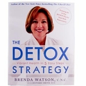 The Detox Strategy, Vibrant Health in 5 Easy Steps, 293 Page Hardback Book, Renew Life