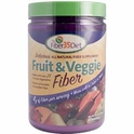 The Fiber 35 Diet, Fruit & Veggie Fiber, 9.5 oz. (268 g), Renew Life