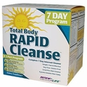 Total Body Rapid Cleanse, Complete 7-Day Internal Cleanse, 3 Part Program, Renew Life