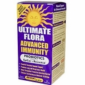 Ultimate Flora, Advanced Immunity, 30 Capsules, Renew Life