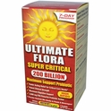 Ultimate Flora, Super Critical, 200 Billion, Maximum Support Probiotic, 7 Packets, 0.8 oz (23.1 g), Renew Life