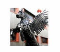 Huawei Creates Pegasus Statue Out of 3 500 Smart-phones