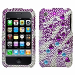 Apple iPhone 3G RhineStone Covers