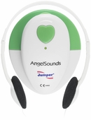 AngelSounds Fetal Doppler JPD-100S in Green