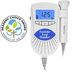 Sonoline B Fetal Doppler in Blue