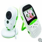 FL602 Video Baby Monitor, Two-Way Audio/Temperature Monitoring