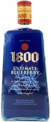 1800 Ultimate Blueberry Margarita Cocktail 1.75L