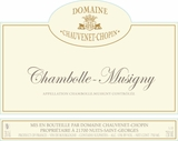Domaine Chauvenet-Chopin Chambolle Musigny 2012