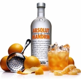 Absolut Mandrin Vodka 1L
