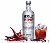 Absolut Peppar Vodka 1L