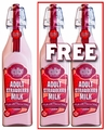 Adult Strawberry Milk- Buy One Get TWO Free