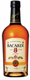Bacardi 8 Year Old Rum (Case of 12)