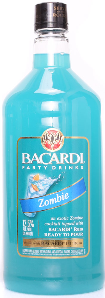 Bacardi Zombie Cocktail 1.75L