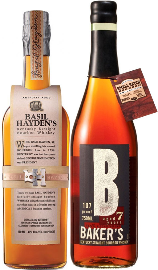 Baker's & Basil Hayden Two Pack Special