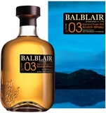 Balblair 2003 Single Malt Scotch