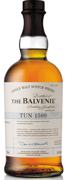 Balvenie Tun 1509 Batch 2 Single Malt Scotch