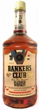 Banker's Club Blended American Whiskey 1.75L