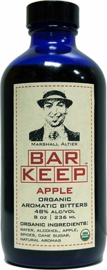 Bar Keep Apple Organic Aromatic Bitters