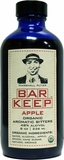 Bar Keep Apple Organic Aromatic Bitters (Case of 6)