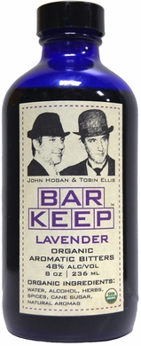 Bar Keep Lavender Spice Organic Aromatic Bitters